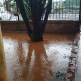 Temporal en Posadas: unas 200 familias fueron afectadas