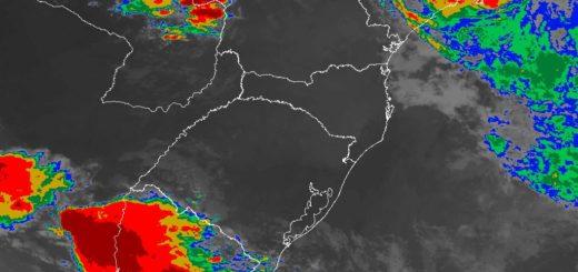 Martes con probabilidad de lluvias y tormentas en Misiones