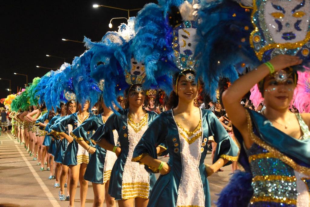 A un día del show de scolas en el Anfiteatro, vea las mejores fotos y videos de la #Estudiantina2018