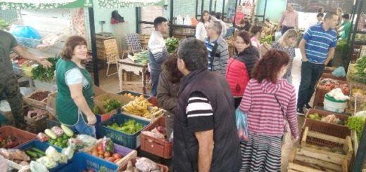 El Mercado Concentrador de Posadas ofrece buena calidad  y precios bajos para combatir la crisis