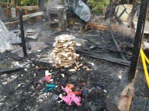 Dos nenas de 11 y 6 años murieron en un incendio en Posadas mientras sus padres no estaban