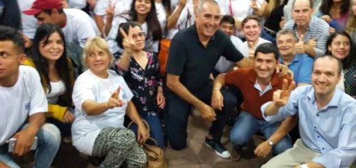 Eldorado: En el día de la lealtad Aguirre confirmó que irá por su 6to mandato