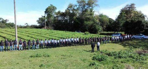 Operativo rural de Alto Impacto en toda la Provincia