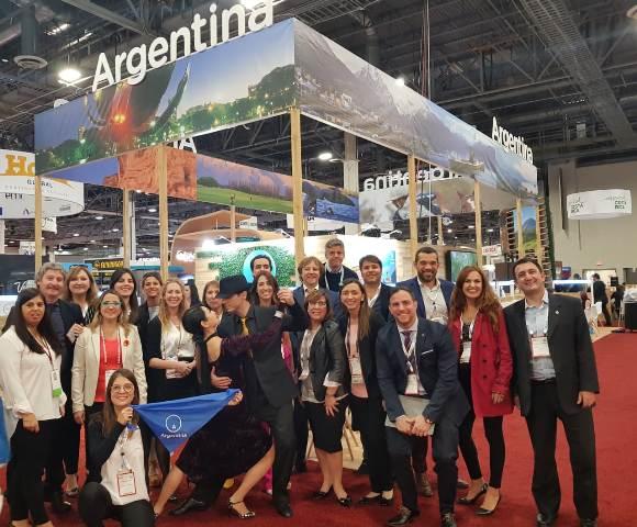 El Iguazú Convention Bureau participa en IMEX América
