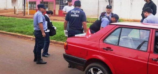 Un hombre fue encontrado muerto con un disparo en la cabeza en su auto en Posadas