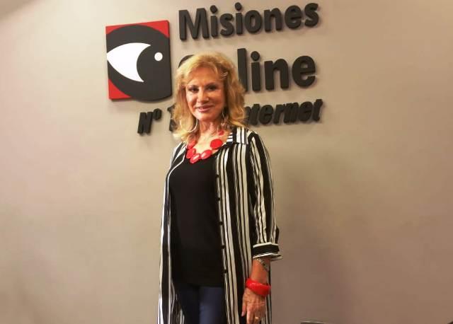 Transgresora de la moda y creadora de su nombre como marca registrada, Nélida Madelaire lleva casi 50 años de vigencia indiscutida
