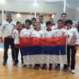 Con 57 medallas conquistadas, regresó la delegación misionera de los Juegos Evita