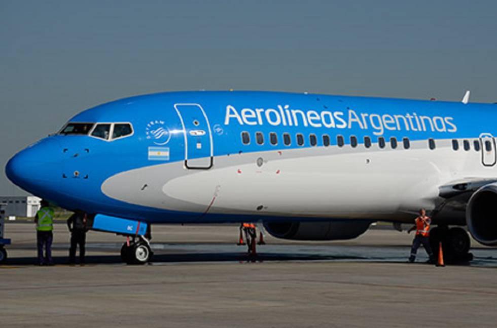 Dos vuelos de Aerolíneas Argentinas tuvieron que volver a Ezeiza porque presentaron fallas técnicas