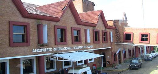 La cantidad de pasajeros en el aeropuerto de Iguazú aumentó 18 por ciento en septiembre