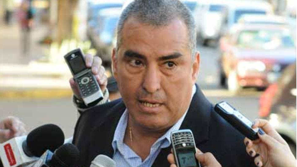 Norberto Aguirre ratificó que competirá para seguir al frente de la intendencia de Eldorado por el Frente Renovador
