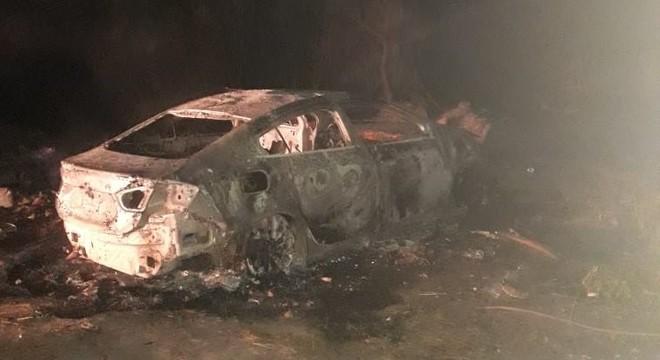 Le incendiaron el auto a un jugador de la Superliga