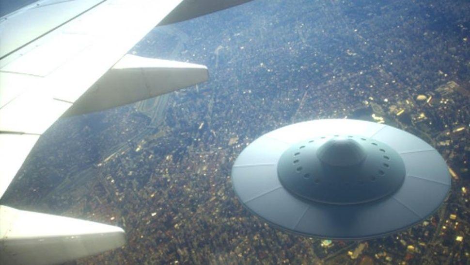 Insólito: seis aviones reportaron simultáneamente la presencia de un ovni