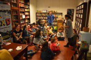 La Biblioteca Popular Posadas reunió a los vecinos en una kermesse cultural