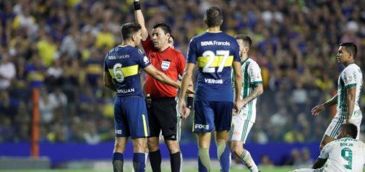 River y Boca ya conocen quiénes serán sus árbitros en la Copa Libertadores