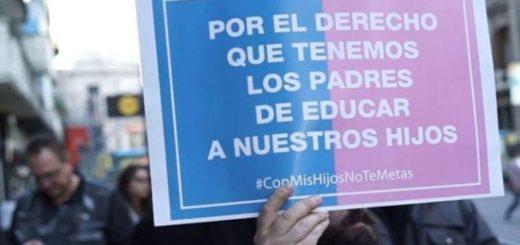 """""""No estamos en contra de la educación sexual, sino contra la ideología de género"""", afirmó el pastor Guillermo Barboza"""