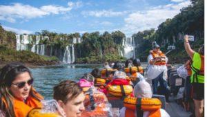 Cataratas superó las 1.200.000 visitas este fin de semana largo