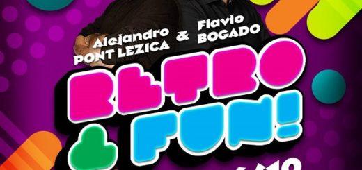 Cumbre de dee jays: Flavio Bogado y Alejandro Pont Lezica se vuelven a juntar esta noche en Umma