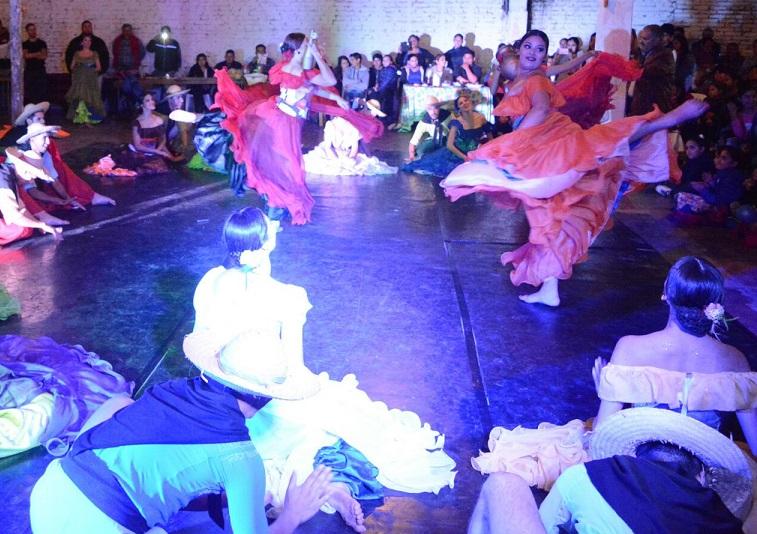 El ballet folklórico del Parque del Conocimiento, invitado de lujo en la Fiesta Nacional de la Danza