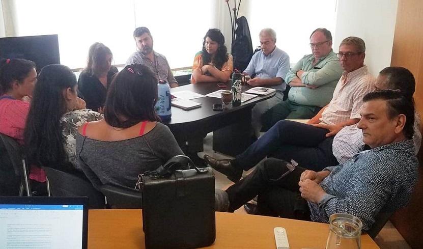Relocalizarán a familias afectadas por el último temporal en Posadas