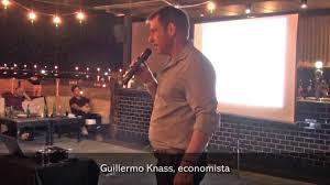 """Para el economista Guillermo Knass la similitud del gobierno de Macri con el del Raúl Alfonsín es que """"uno heredó la deuda y el otro la generó"""""""