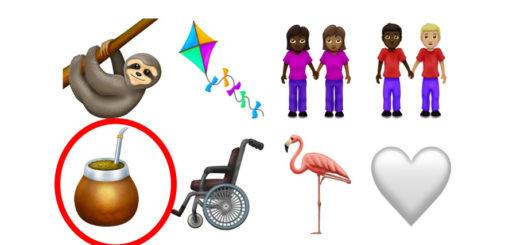 Unicode dibujó su versión y el emoji del mate está cada vez más cerca de WhatsApp