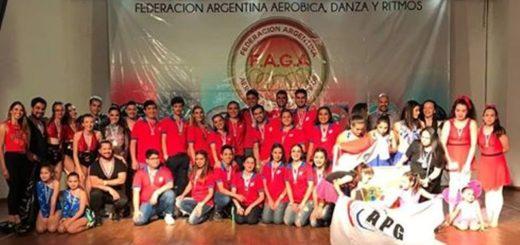 Posadas: se realizó por primera vez el torneo selectivo de la Federación Argentina de Gimnasia, Ritmos y Danzas