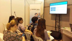 Ministerio de Trabajo y Empleo participó de la Feria Futuro