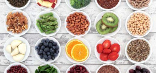 Nutrición: La importancia de los componentes medicinales de los alimentos