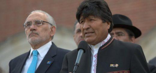 El expresidente boliviano Carlos Mesa será rival de Evo Morales en las elecciones presidenciales de 2019