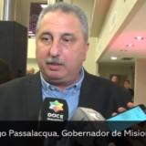 """En el aniversario de Capioví, Passalacqua resaltó """"los corazones llenos de esperanza"""" de los pioneros"""