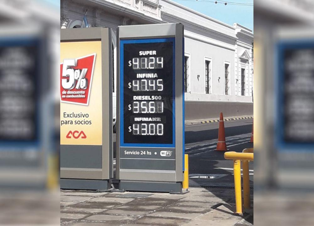 Desde la Municipalidad anticipan nuevas tarifas para las multas de Tránsito a partir del precio de la nafta Infinia