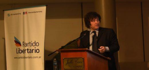 El economista Javier Milei disertó en Posadas acerca del Capitalismo y la Libertad: mirá la conferencia completa