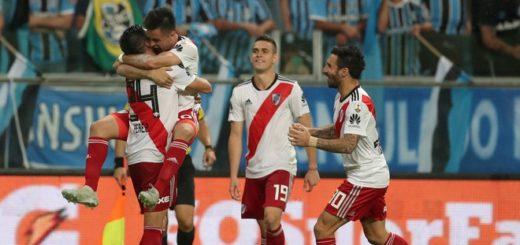 River logró la hazaña, dio vuelta el partido y avanzó a la final de la Libertadores