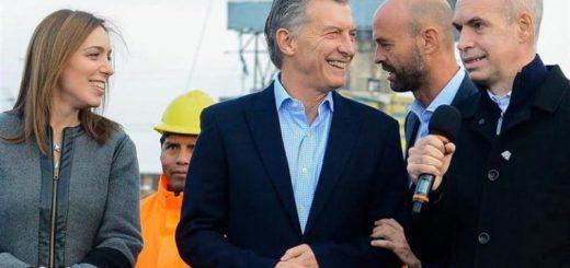 Según Rodríguez Larreta, el candidato de Cambiemos será Mauricio Macri