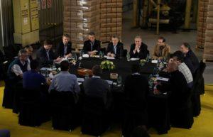 Financiación, el principal pedido que realizaron los tealeros en la reunión con Macri