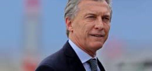 #VisitaPresidencial: Se atrasó el arribo de Macri por las malas condiciones climáticas