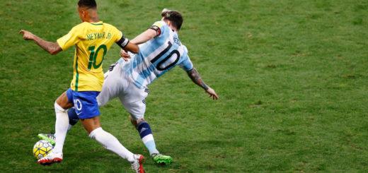 Fútbol: De cara al clásico N° 100, conocé el historial entre Argentina y Brasil