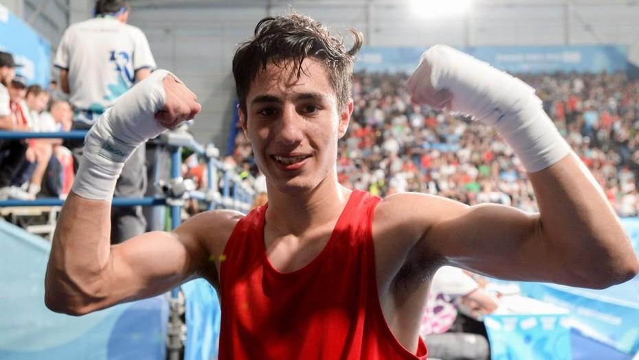JJOO de la Juventud: Mirco Cuello logró la medalla de bronce en boxeo