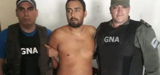 """Detuvieron a """"Morenita"""", uno de los narcos más buscados del país"""