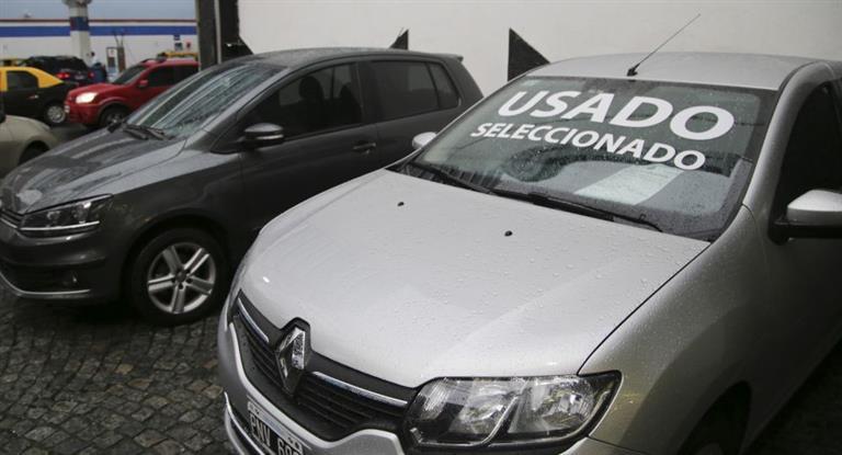 La venta de autos usados cayó 11,8% en septiembre