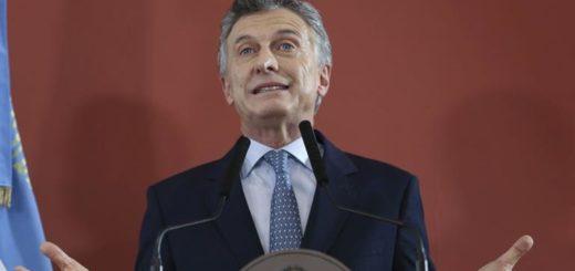"""Macri: """"La energía cuesta y hay que pagarla"""""""