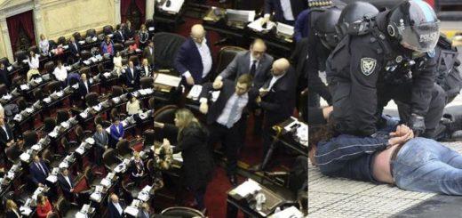 Continúa el debate por el Presupuesto 2019 en Cámara de Diputados