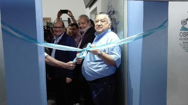 Los Patrones de Cabotaje inauguraron la sede de su obra social en Posadas