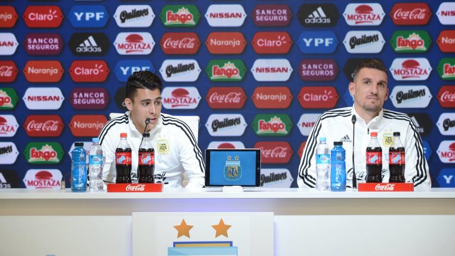 Armani y Pavón se bajaron de la gira con la Selección y se encendió la polémica