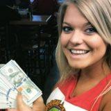 Viral: un joven argentino mostró cuánto ganó con propinas de delivery en Alemania