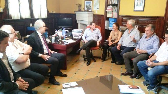 La CEM se reunió con Safrán y establecerían agenda para atenuar la coyuntura económica