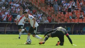 River ganó a Sarmiento de Resistencia por 3 a 1 y se metió en la semifinal de la Copa Argentina
