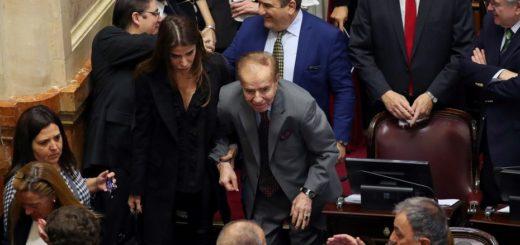 Absolvieron a Carlos Menem en la causa por la venta ilegal de armas