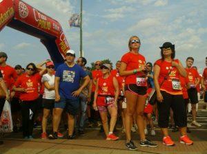 Los clubes Rotary de Posadas y sus pares de Encarnación organizan la cuarta maratón solidaria en contra de la Poliomielitis