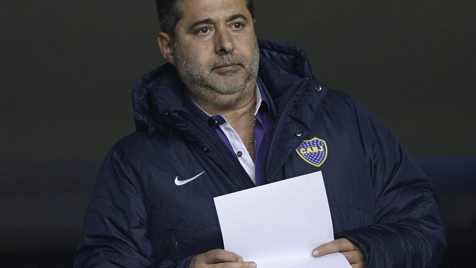 Boca: El premio especial de Daniel Angelici a Darío Benedetto por sus goles